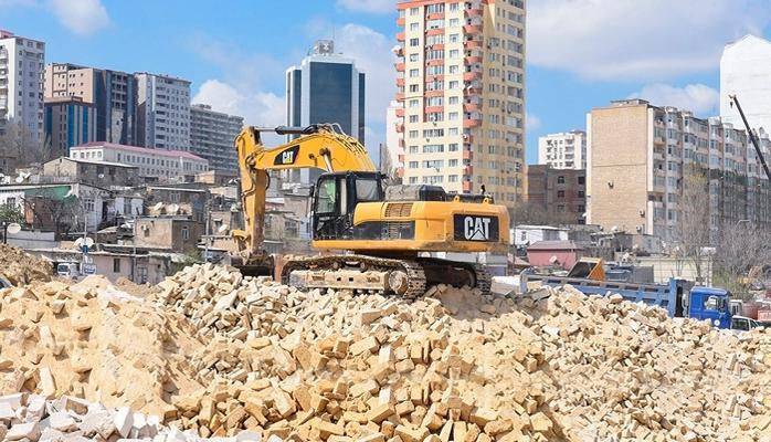 Bakının bu rayonlarında binalar söküləcək: Kompensasiya məbləği açıqlandı