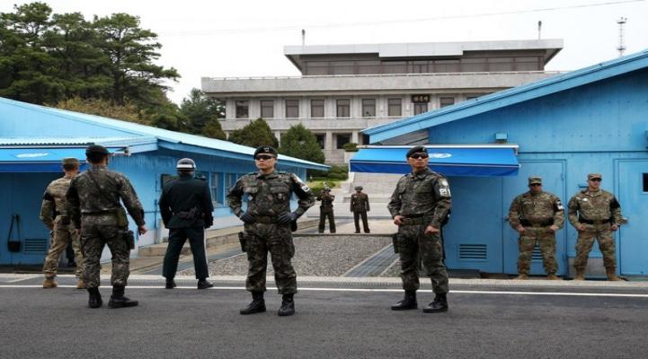 Şimali Koreya Çinlə sərhədini bağlayır