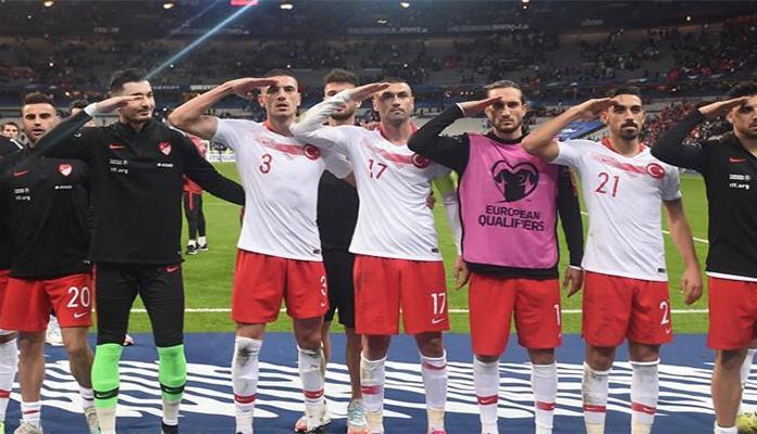 UEFA əsgər salamı ilə bağlı qərar verdi