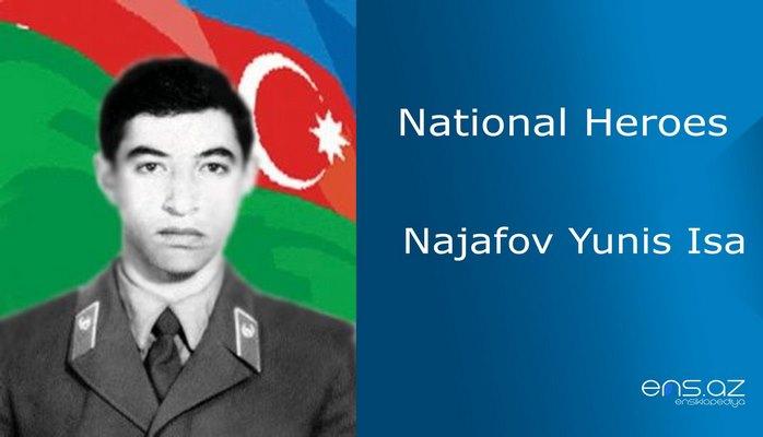 Najafov Yunis Isa
