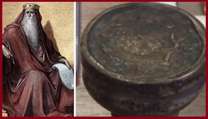 Süleyman şahın əfsanəvi möhürü tapıldı