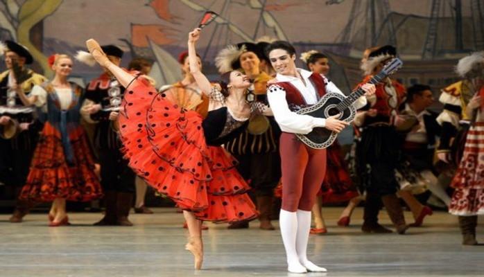 """Mariya Teatrının Primorye səhnəsində Timur Əsgərovun iştirakı ilə """"Don Kixot"""" baleti oynanılacaq"""