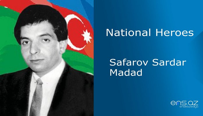 Safarov Sardar Madad