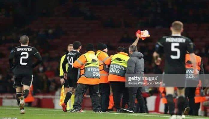 """""""Arsenal""""dan """"Qarabağ""""la oyundakı insidentlə bağlı açıqlama"""