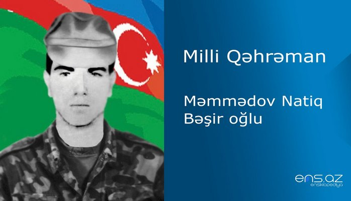 Natiq Məmmədov Bəşir oğlu