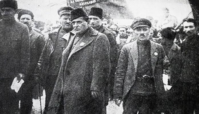 1927-1928: волна доносов в Компартии Азербайджана