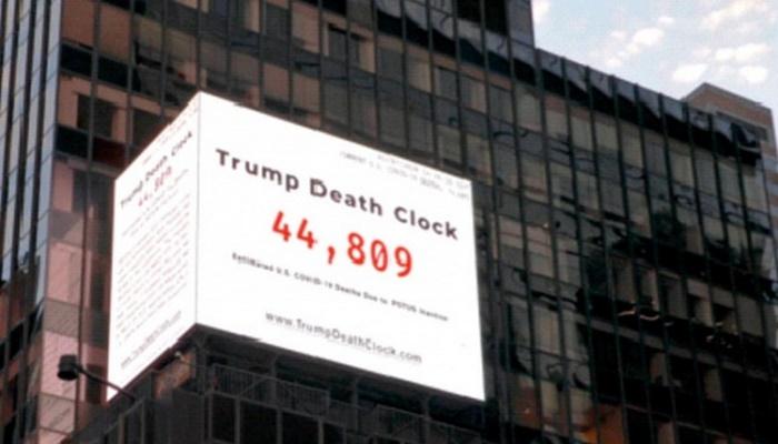 Trump'ın ölüm saati