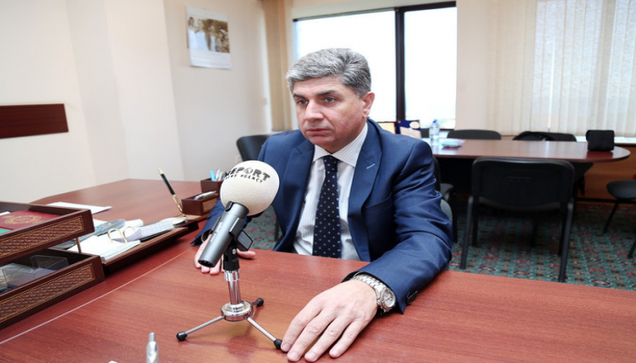 Акиф Тевеккюльоглу вернулся в Милли Меджлис