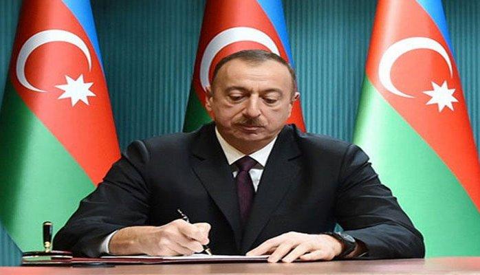 Ильхам Алиев подписал распоряжение о помиловании