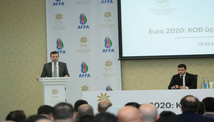 Эльхан Мамедов: ЧЕ-2020 в Баку привлечет втрое больше туристов, чем финал Лиги Европы-2019