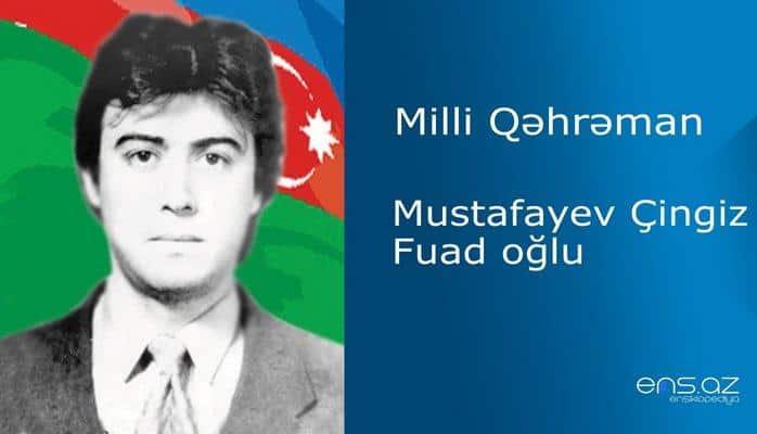 Çingiz Mustafayev Fuad oğlu