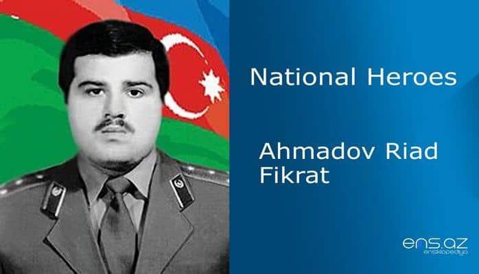 Ahmadov Riad Fikrat