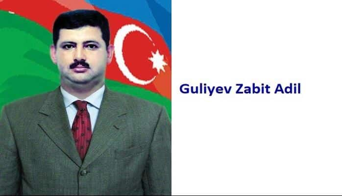 Guliyev Zabit Adil