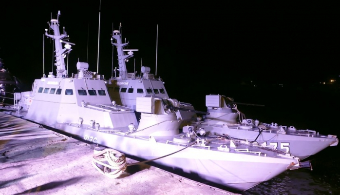 Zelenski Rusiyanın qaytardığı gəmiləri belə qarşıladı