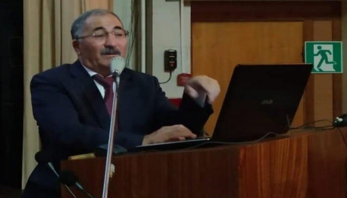 Azərbaycanlı alim Rusiyada keçirilən beynəlxalq simpoziumda məruzə ilə çıxış edib