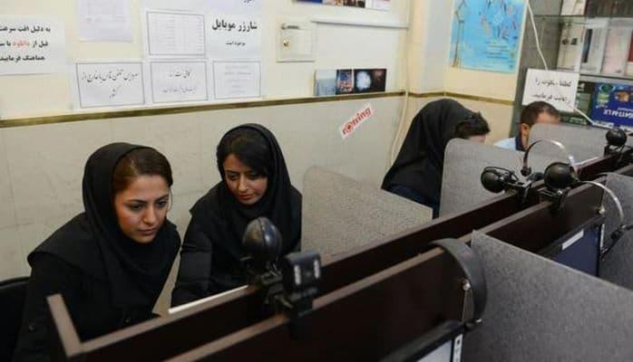 İranda internet bərpa olunub