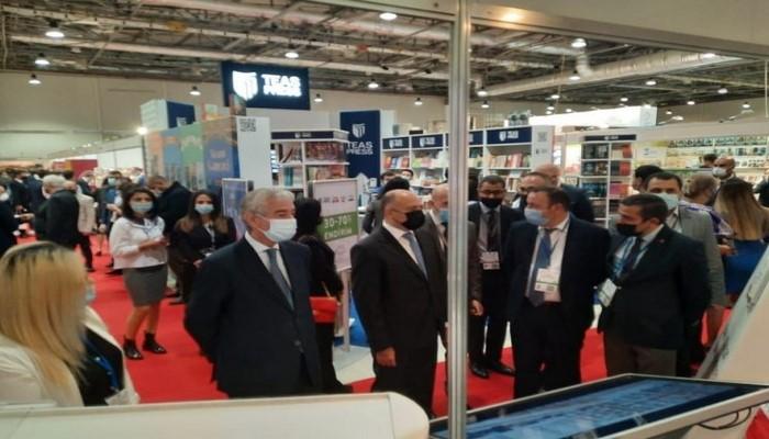 БГУ участвует в VII Международной книжной выставке-ярмарке