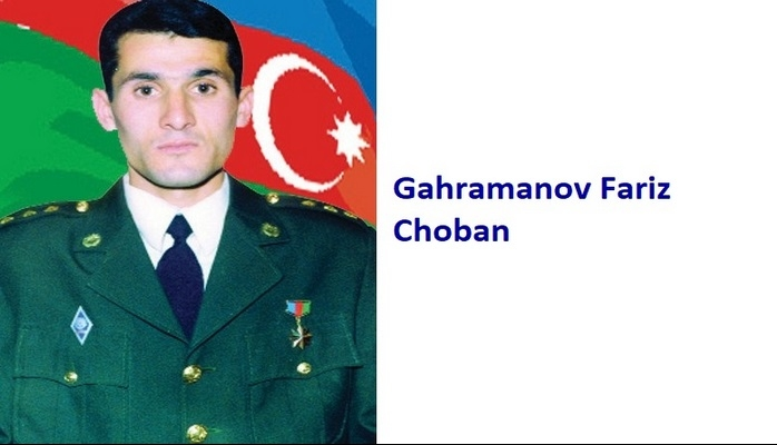 Gahramanov Fariz Choban