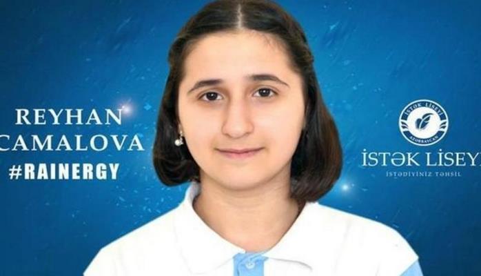 Reyhan Camalova dünyanın 100 qadınından biri seçildi