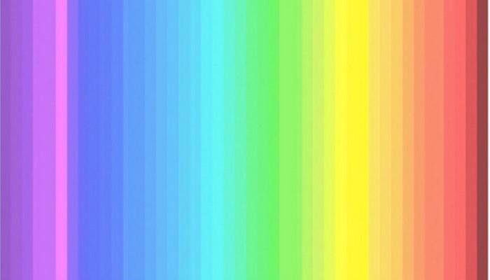 Buradaki Tüm Renkleri Dört İnsandan Yalnızca Birinin Görebildiği Test