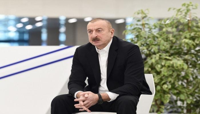 Dövlət başçısı: 'Qeyri-neft sektorunda iqtisadi artım dünyada ən yüksək göstəricilərdəndir'