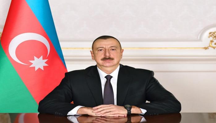 Президент Ильхам Алиев наградил Фаига Гараева орденом «Эмек»