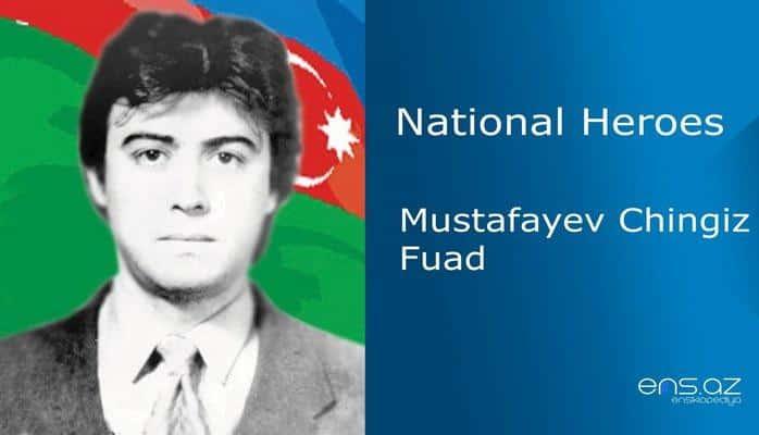 Mustafayev Chingiz Fuad