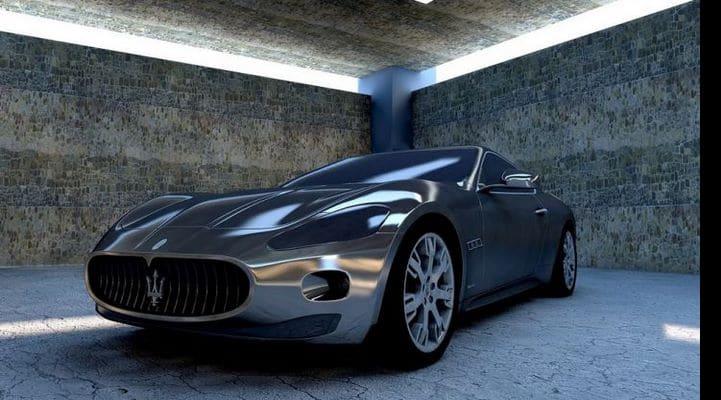 Maserati ilk elektrikli avtomobilinin istehsalına başlayıb
