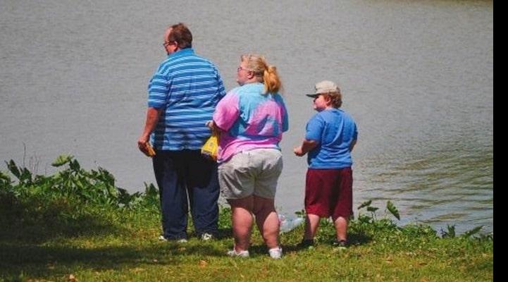 Ожирение, болезни сердца и диабет могут быть заразными