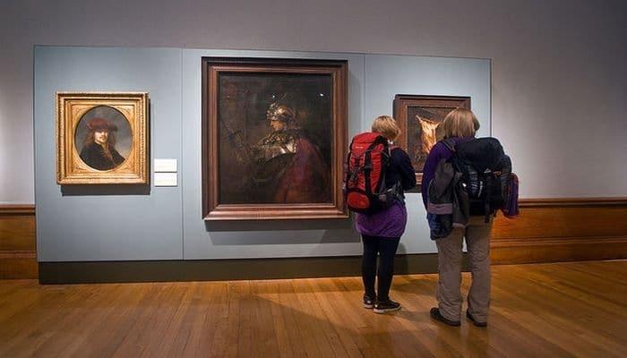 Rembrandtın naməlum rəsmi aşkarlandı