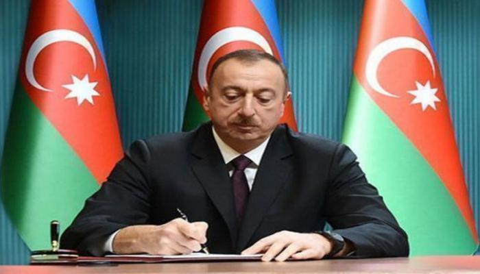 Prezident Azərbaycanla Koreya arasında qrant yardımına dair sazişi təsdiqləyib