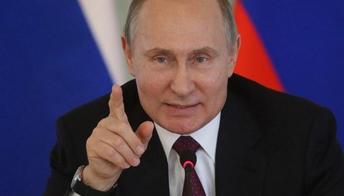 Putin orduya savaşa hazırlık emri verdi!