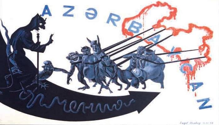 О попытках аннексии Нагорного Карабаха в первой половине 1920-х гг.