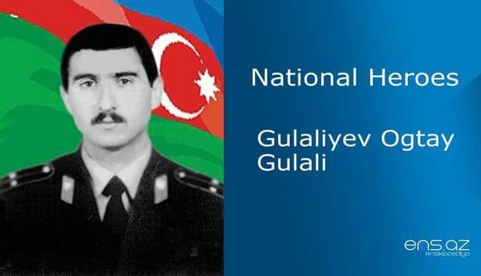 Gulaliyev Ogtay Gulali