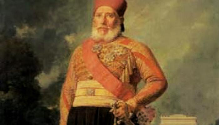 Ибрагим паша: жизненный путь