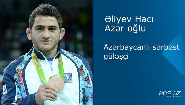 Hacı Əliyev