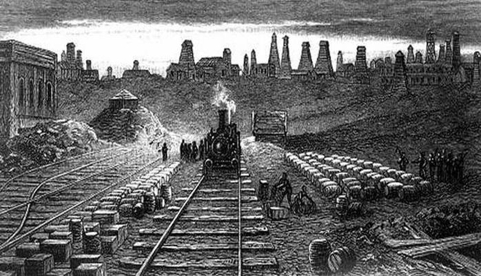 Железные дороги Азербайджана: как все начиналось (1857-1880 гг.)