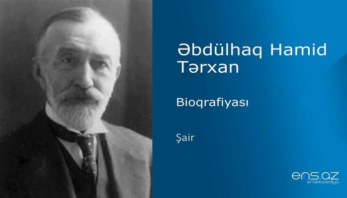 Əbdülhaq Hamid Tərxan