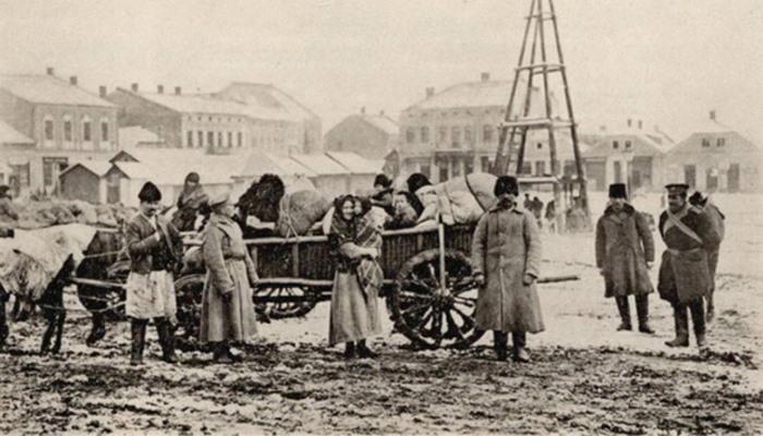 Первая мировая война и беженцы-мусульмане Кавказа