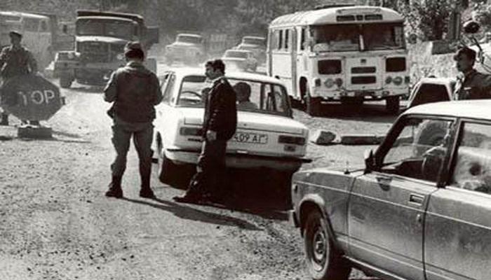 Что стоит за сумгайытскими событиями 1988 г.?