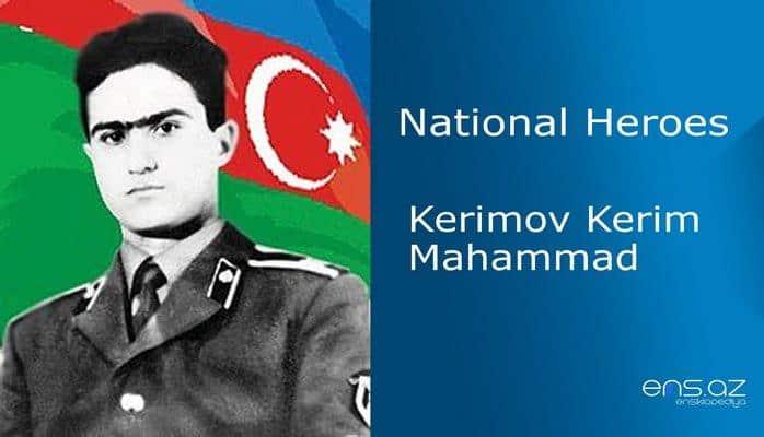 Kerimov Kerim Mahammad
