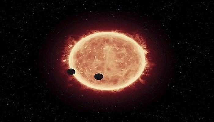 Ученые открыли планету, накоторой годдлится 18часов