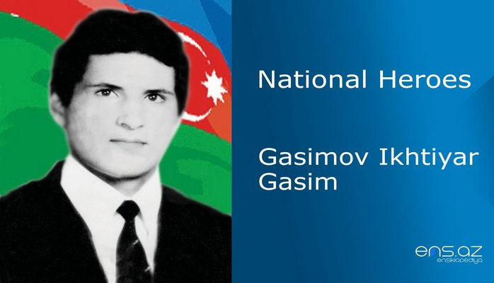 Gasimov Ikhtiyar Gasim