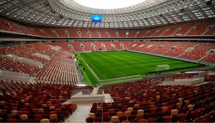 """FİFA: """"Lujniki"""" stadionunu dünyanın ən yaxşı stadionudur"""