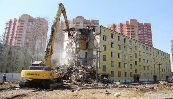 Bakıda binalar söküləcək