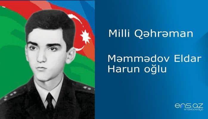 Eldar Məmmədov Harun oğlu