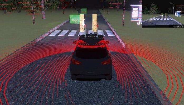 В России создали симулятор для обучения беспилотных автомобилей