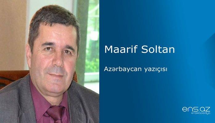 Maarif Soltan