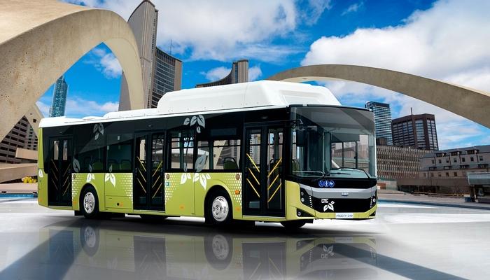 Bakıya hər biri 519 min AZN olan 300 avtobus gətirilir