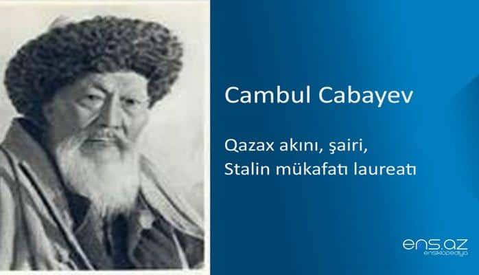 Cambul Cabayev